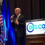 Delaware County Council President Brian Zidek